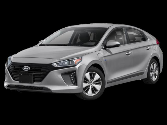 New 2019 Hyundai Ioniq Plug-In Hybrid Base FWD 4D Hatchback