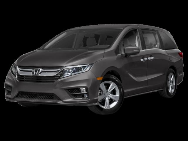 New 2019 Honda Odyssey EX 3.5