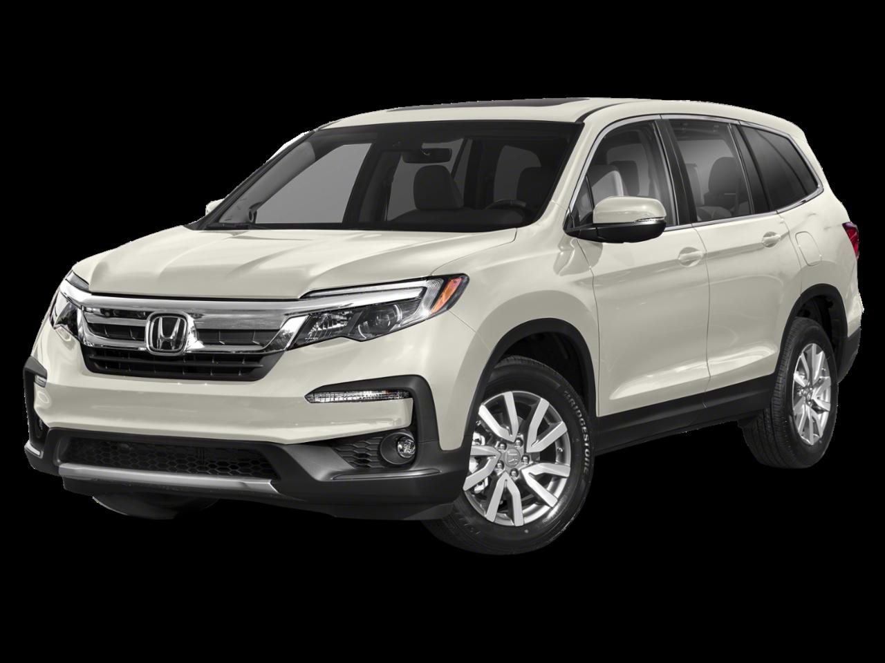 New 2019 Honda Pilot EX-L AWD w/Navi & RES