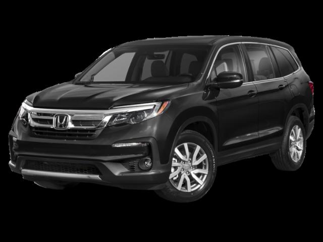 New 2019 Honda Pilot EX-L w/Navi & RES