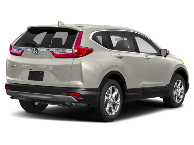 Demo 2019 Honda CR-V EX-L AWD CVT