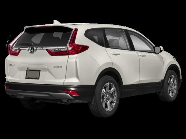 Demo 2019 Honda CR-V EX AWD CVT