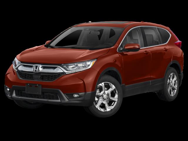 New 2019 Honda CR-V EX-L AWD