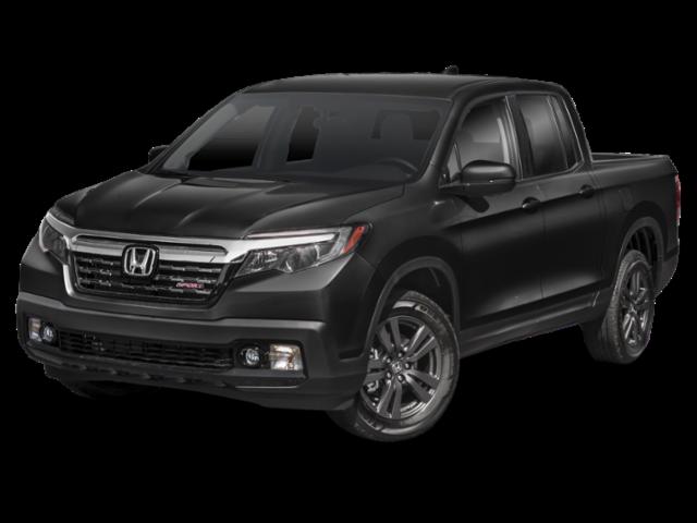 New 2019 Honda Ridgeline SPORT
