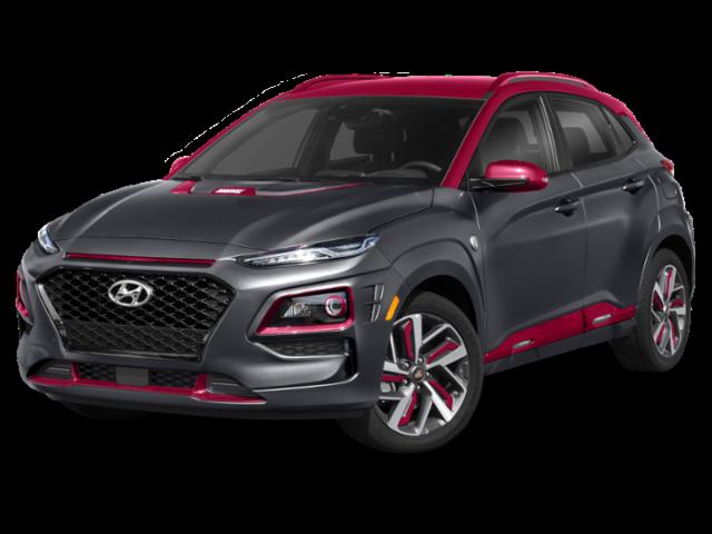 New 2019 Hyundai Kona Iron Man