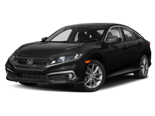 New 2019 Honda Civic Sedan EX-L