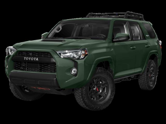 2021 Toyota 4Runner TRD Pro Sport Utility