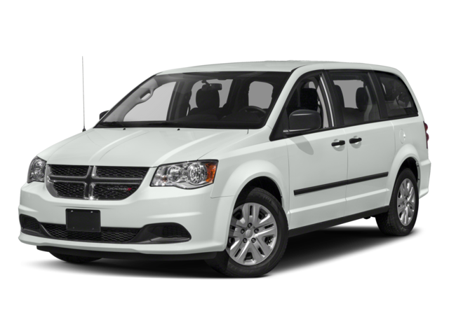 2018 Dodge Grand Caravan CVP/SXT Mini-van, Passenger