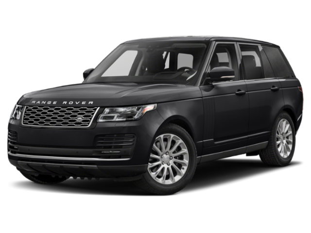 New 2020 Land Rover Range Rover P525 HSE