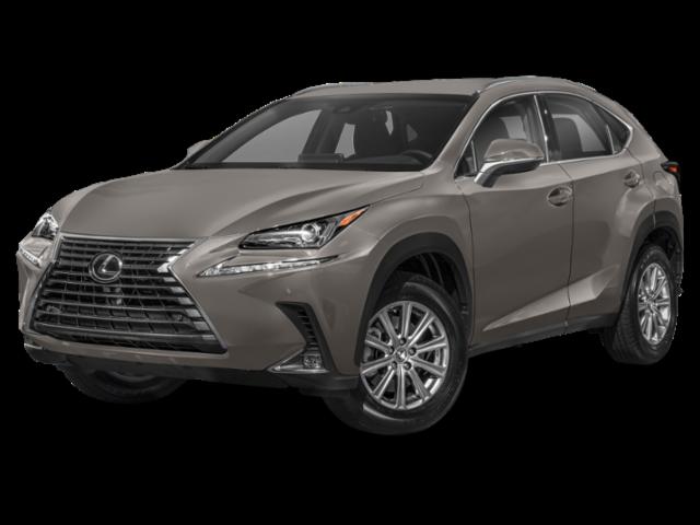 New 2020 Lexus NX 300 Awd Premium