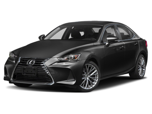 New 2020 Lexus IS 300 RWD 4D Sedan 8-Speed Automatic with Direct Shift