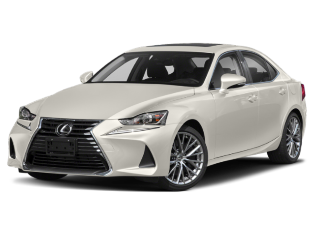 2020 Lexus IS 300 4DR SDN AWD