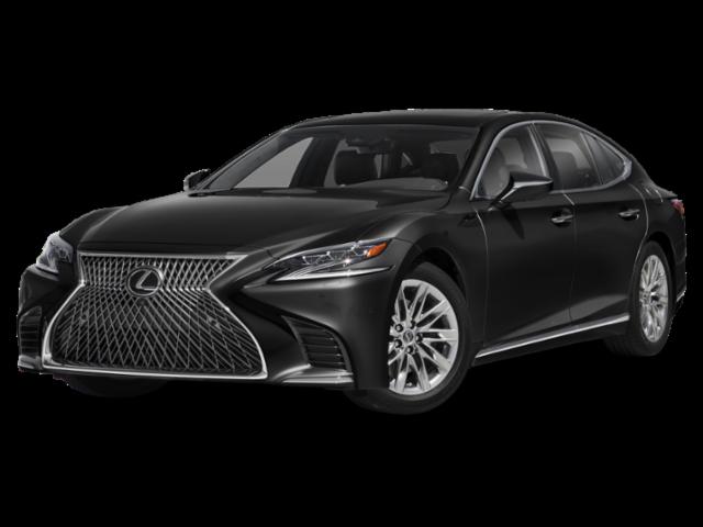 New 2020 Lexus LS LS 500