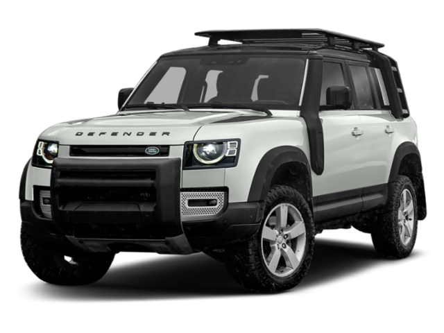 New 2020 Land Rover Defender S