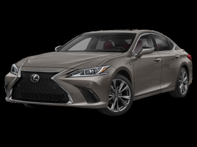 New 2020 Lexus ES 350 F SPORT