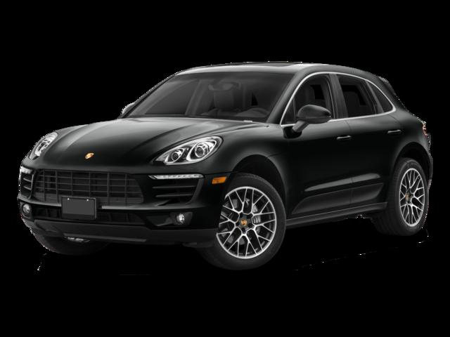 2017 Porsche Macan Turbo