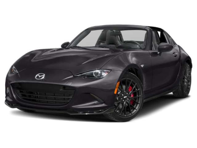 2021 Mazda MX-5 Miata RF Grand Touring Convertible