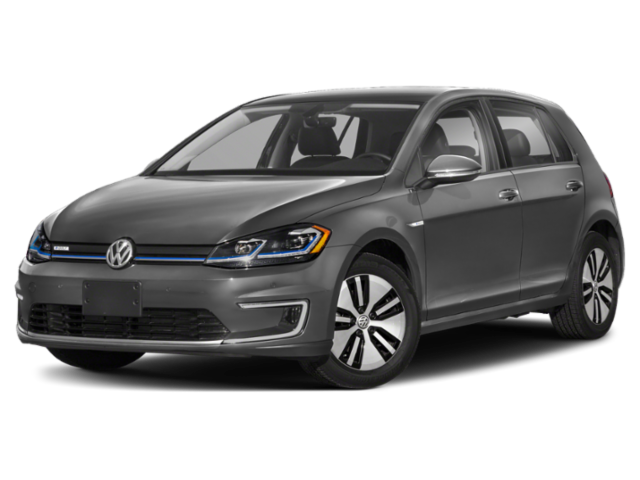 New 2019 Volkswagen e-Golf SE