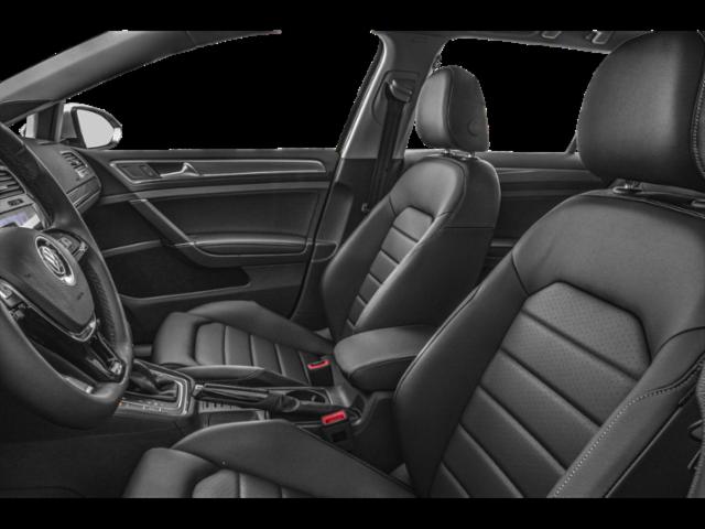 New 2019 Volkswagen Golf Alltrack TSI S 4Motion w/6sp Manual