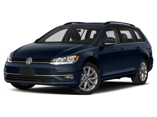 2019 Volkswagen Golf Sportwagen 1.8T Execline DSG 6sp at w/Tip 4MOTION Wagon