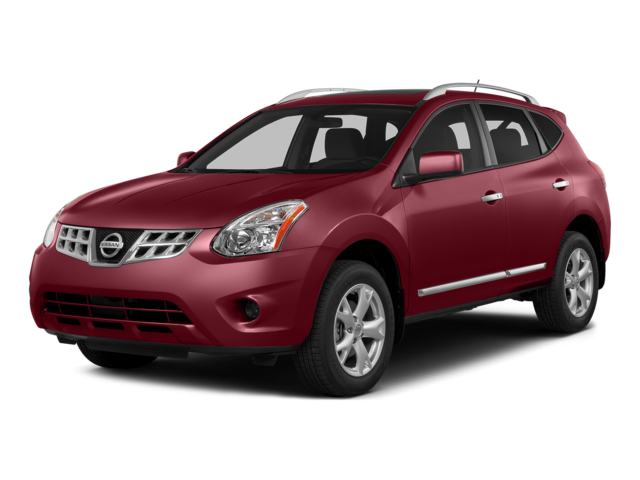 Pre-Owned 2015 NISSAN ROGUE SELECT S Sport Ut