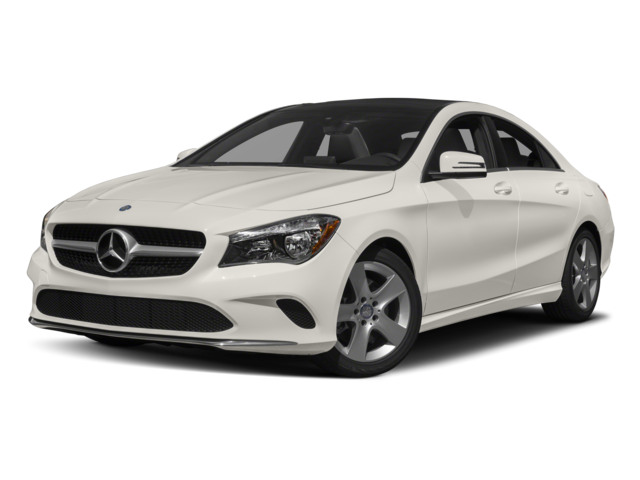 2018 Mercedes-Benz CLA CLA 250 4MATIC? Coupe