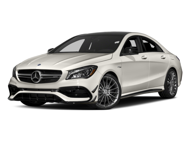2018 Mercedes-Benz CLA AMG® CLA 45 Coupe