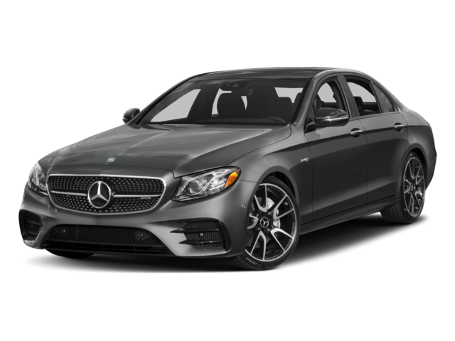2018 Mercedes-Benz E-CLASS E43 AMG 4-Door Sedan