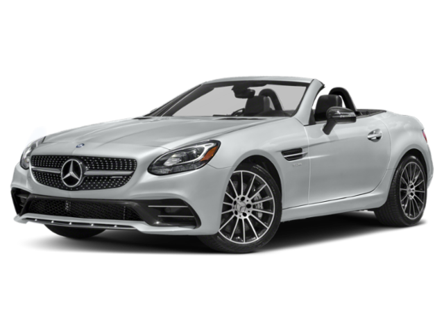 2018 Mercedes-Benz SLC SLC43 AMG 2-Door Coupe