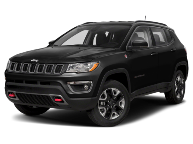 2021 JEEP Compass COMPASS TRAILHAWK 4X4 Sport Utility