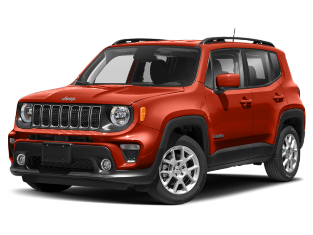 2021 JEEP Renegade Jeepster FWD *Ltd Avail* Sport Utility