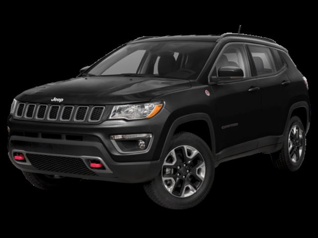 2021 Jeep Compass Trailhawk Elite Sport Utility