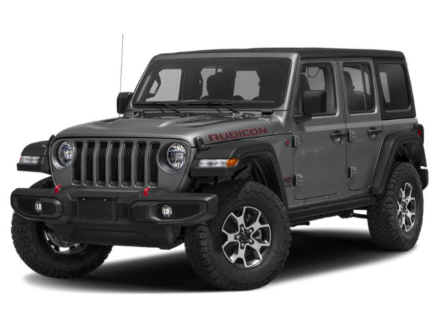 2021 JEEP Wrangler Rubicon Unlimited 4x4 Sport Utility