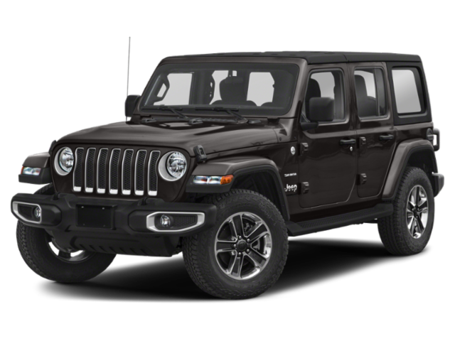 2021 Jeep Wrangler Unlimited Sahara 4D Sport Utility