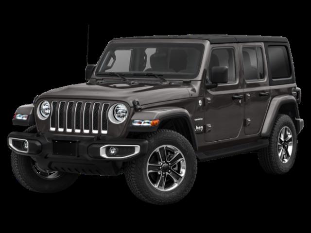 2021 Jeep Wrangler Sahara Convertible