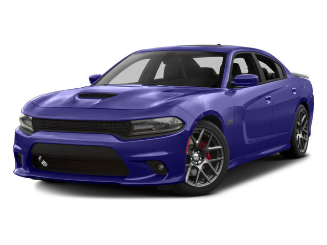 2017 Dodge Charger R/T Scat Pack 4dr Car