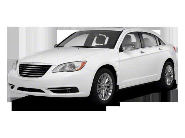 Pre-Owned 2012 CHRYSLER 200 LX Sedan 4