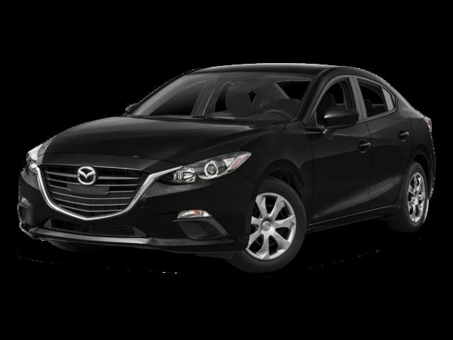 2016 Mazda Mazda3 i Sport 4D Sedan