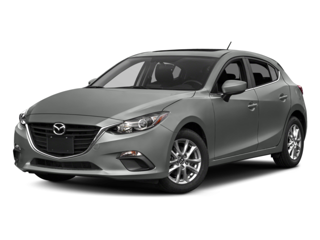 2016 Mazda Mazda3 Sedan GS 4 Door Car