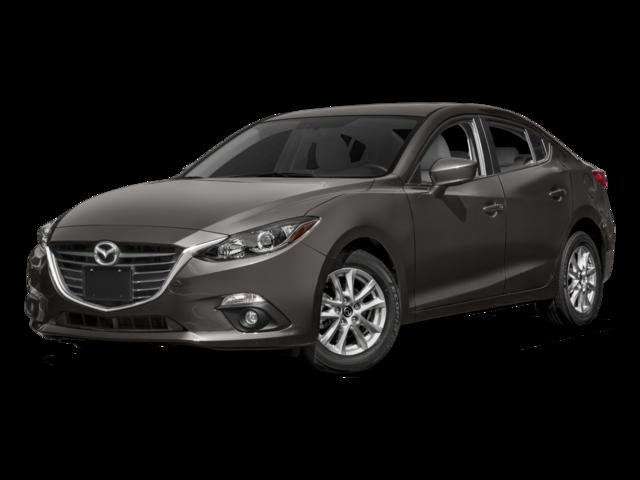 2016 Mazda Mazda3 i Touring 4D Sedan