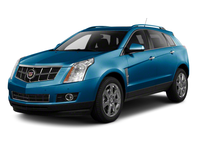 Pre-Owned 2010 CADILLAC SRX SPORT UTIL