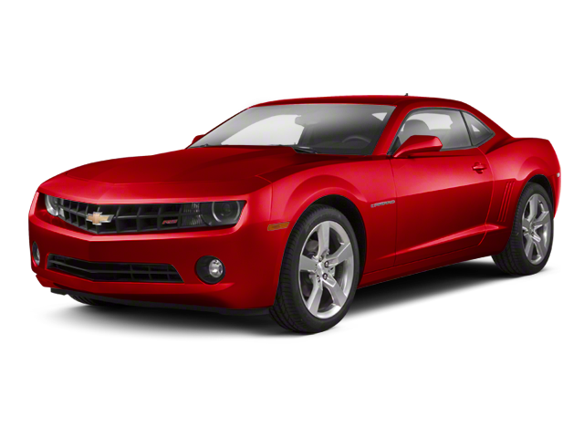 Pre-Owned 2010 CHEVROLET CAMARO LT Coupe 2