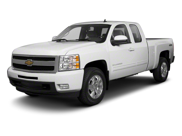 Pre-Owned 2010 CHEVROLET SILVERADO 1500 LS PICKUP