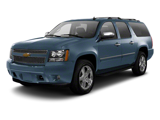Pre-Owned 2010 CHEVROLET SUBURBAN LS 1500