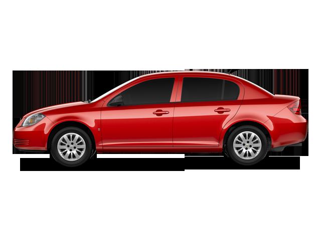 Pre-Owned 2010 CHEVROLET COBALT LT Sedan 4