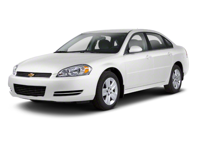 Pre-Owned 2010 CHEVROLET IMPALA LT Sedan 4