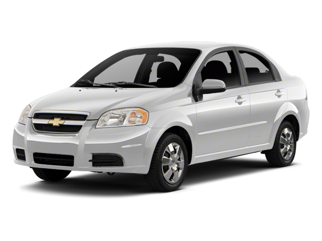 Pre-Owned 2010 CHEVROLET AVEO LS Sedan 4