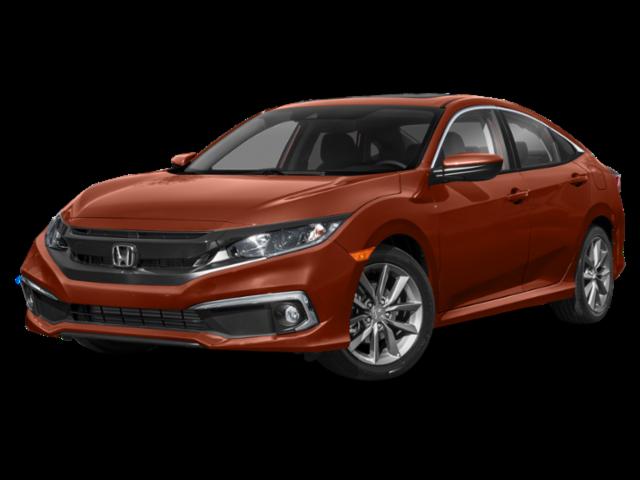 2021 Honda Civic Sedan EX-L 4dr Car