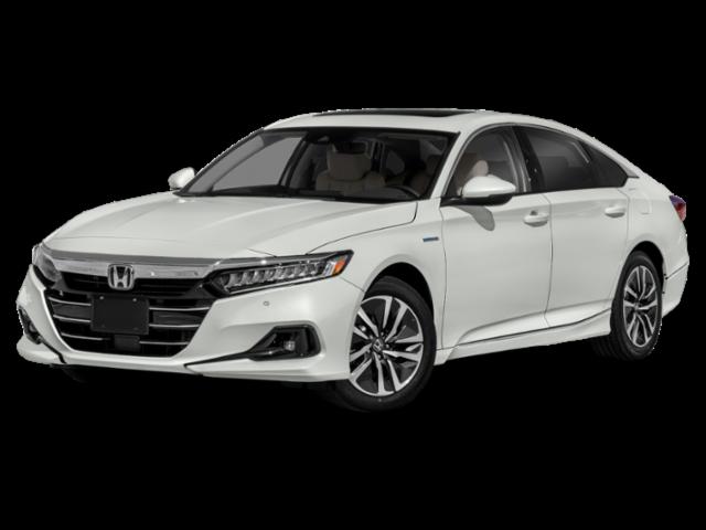 2021 Honda Accord Hybrid EX-L (CVT) 4dr Car
