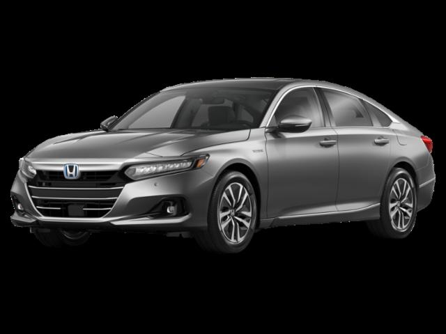 2021 Honda Accord Hybrid EX-L 4dr Car